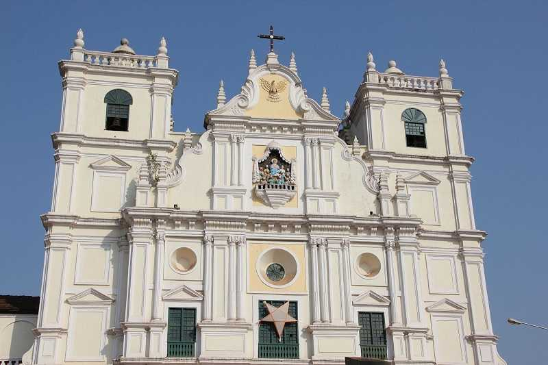 Калангут церковь Святого Алекса