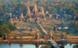Камбоджа храмовый комплекс Ангкор Ват