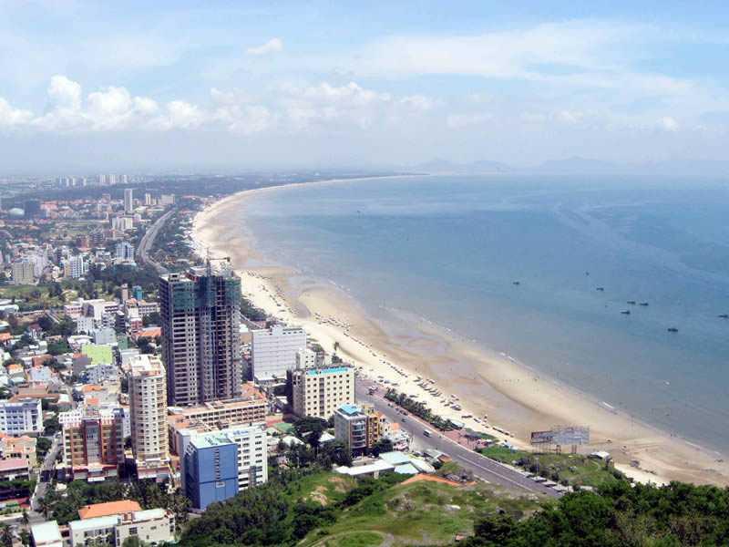 Камрань Вьетнам побережье