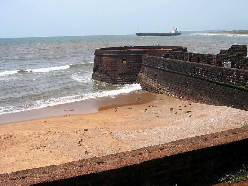 Кандолим форт Агуада