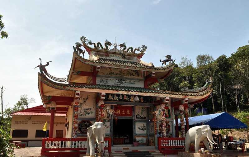 Ко Чанг храм Чао По