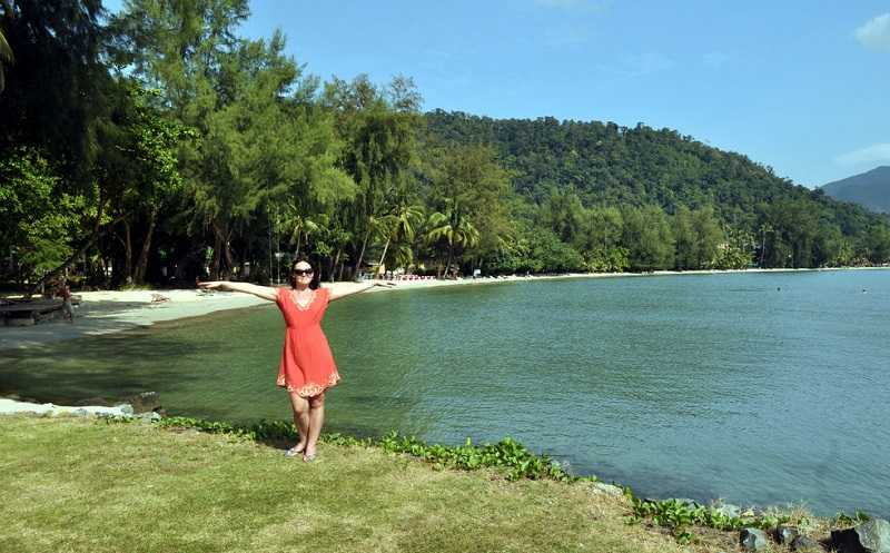 Ко Чанг пляж Чай Чет райский уголок