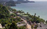 Ко Чанг пляж Лонли Бич отели