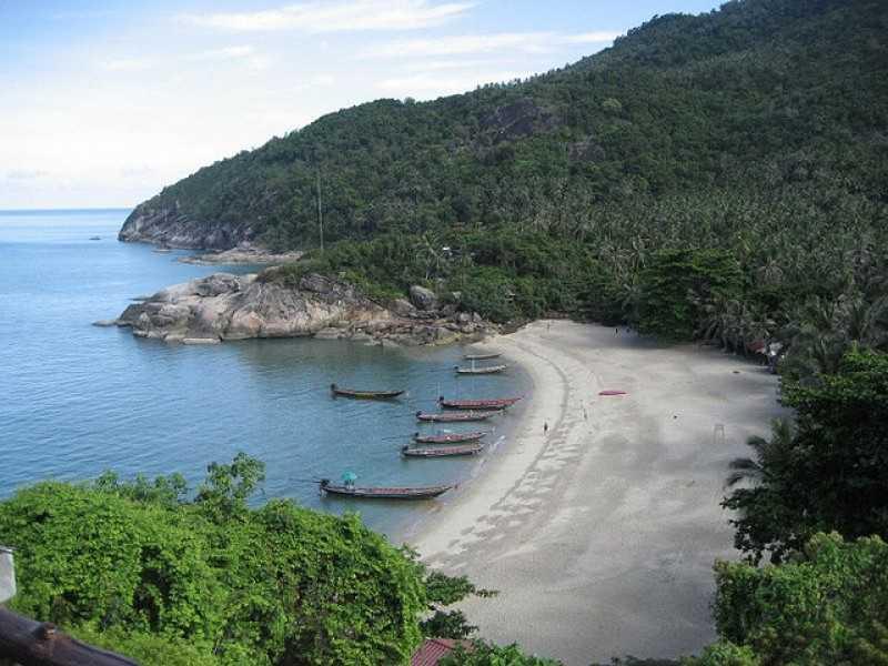 Koh-Phangan-Than-Sadet-National-Park5(flickr.com-deltanine)