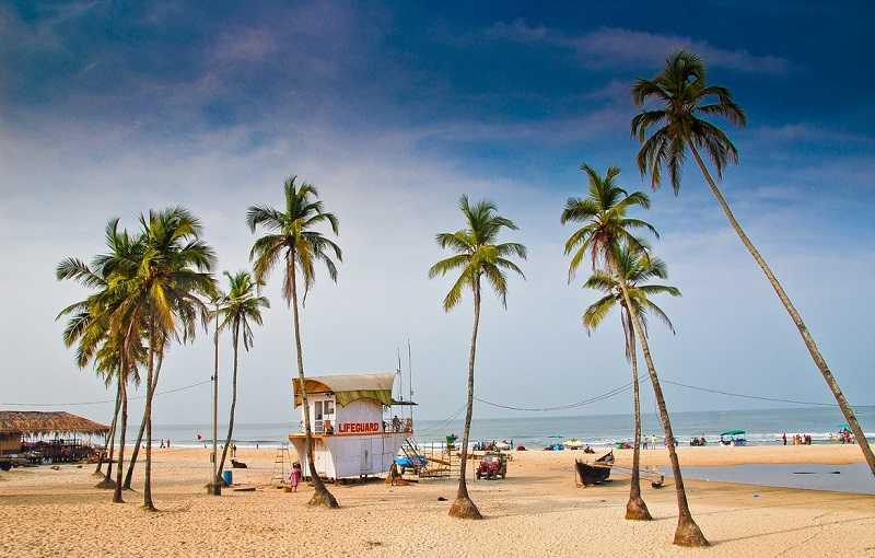Колва Пляж Беналиум