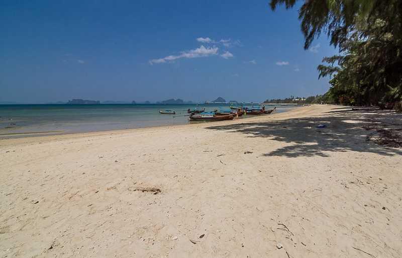Краби Пляж Клонг Муанг описание