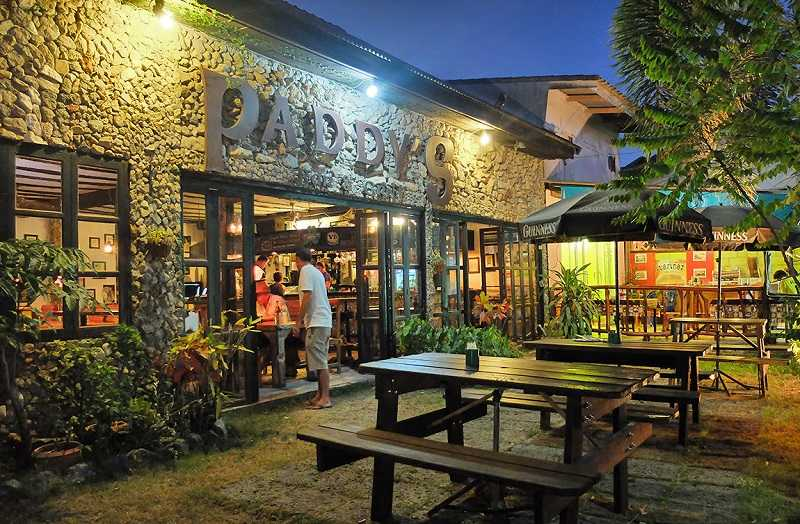 Краби Пляж Клонг Муанг паб Paddy's