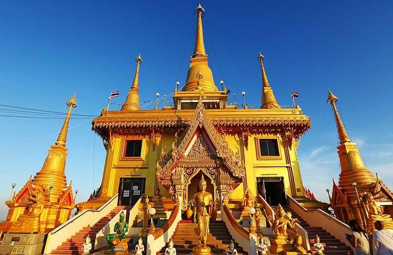 Курорт Као Лак Китайский храм