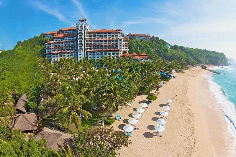 Курорт Нуса-Дуа отель Nusa Dua Beach