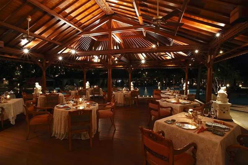 Курорт Танджунг Беноа ресторан Raja's Balinese Cuisine