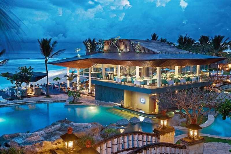 Курорт Улувату отель-ресторан Blue Heaven