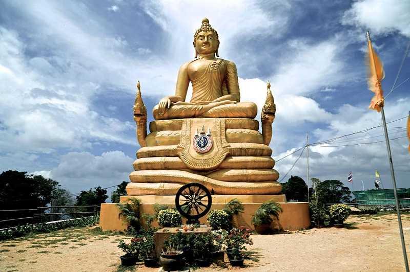 Маленький Будда Пхукет