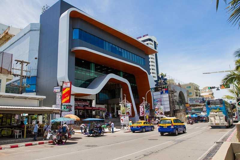 Паттайя Mike Shopping Mall