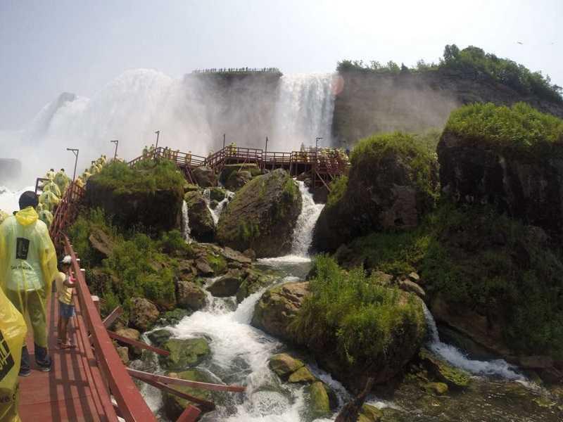 Моргао Водопад