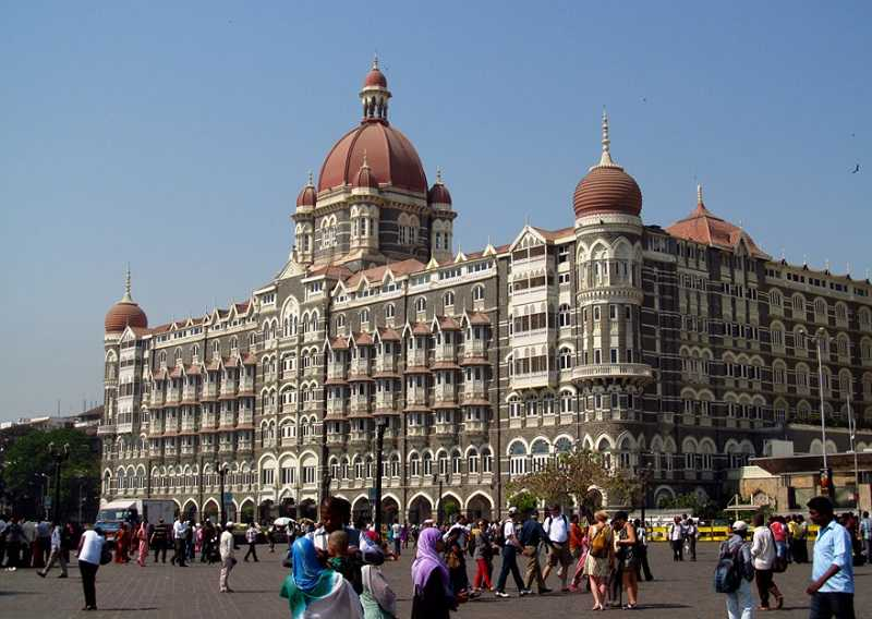 Мумбай Тадж Махал