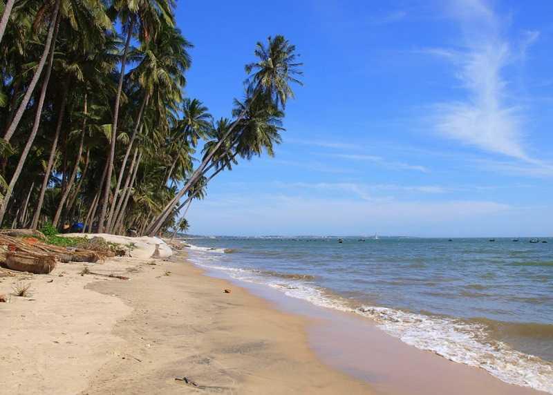 Муйне пляж Ham Tien