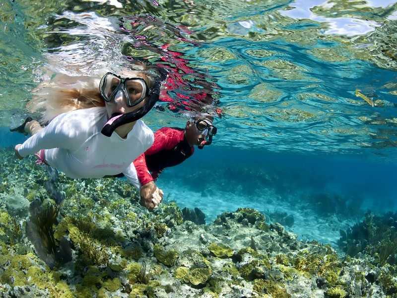 Нанг Юань коралловые сады