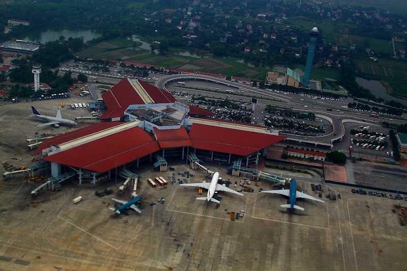 Нойбай аэропорт Ханоя