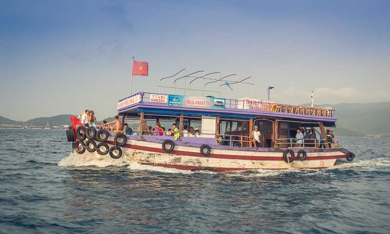 Нячанг остров Хон Мун экскурсия