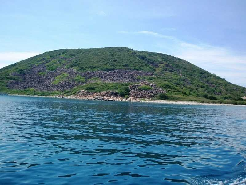Нячанг остров Хон Мун заповедник