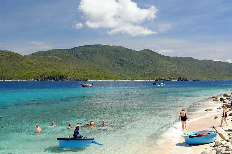 Нячанг остров Хон Мун