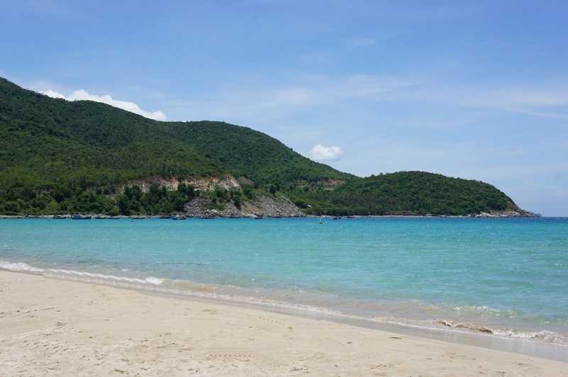 Нячанг пляж Бай Дай