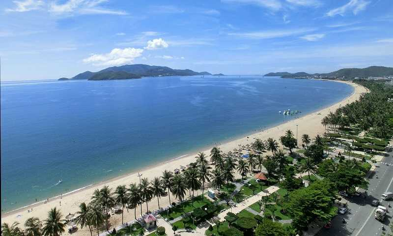 Нячанг пляж Бай Дай1