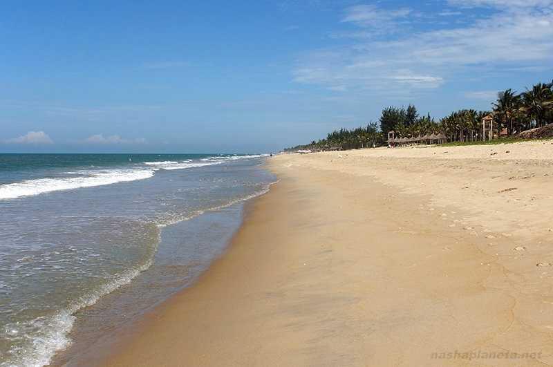 Нячанг пляж Бай Дай Бай Зай