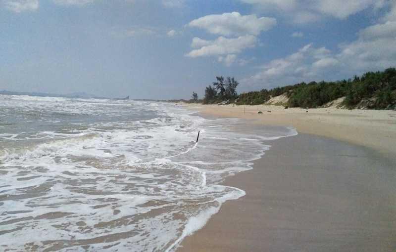 Нячанг пляж Бай Зай1