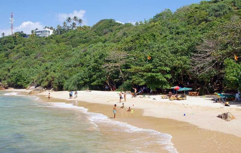 Нячанг пляж Джангл