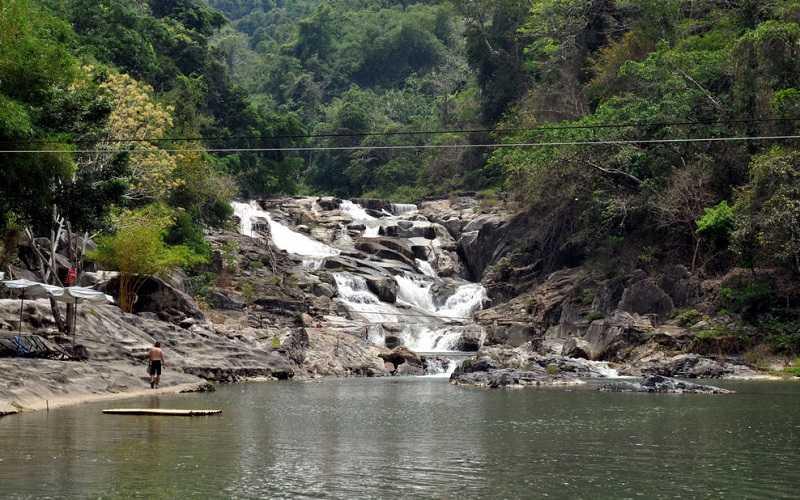 Нячанг водопад Янг Бей