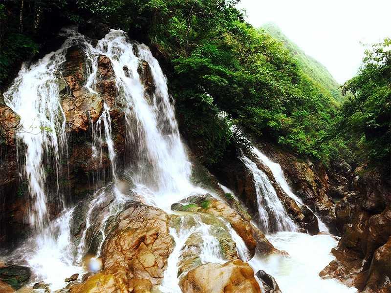 Нячанг водопады Бахо