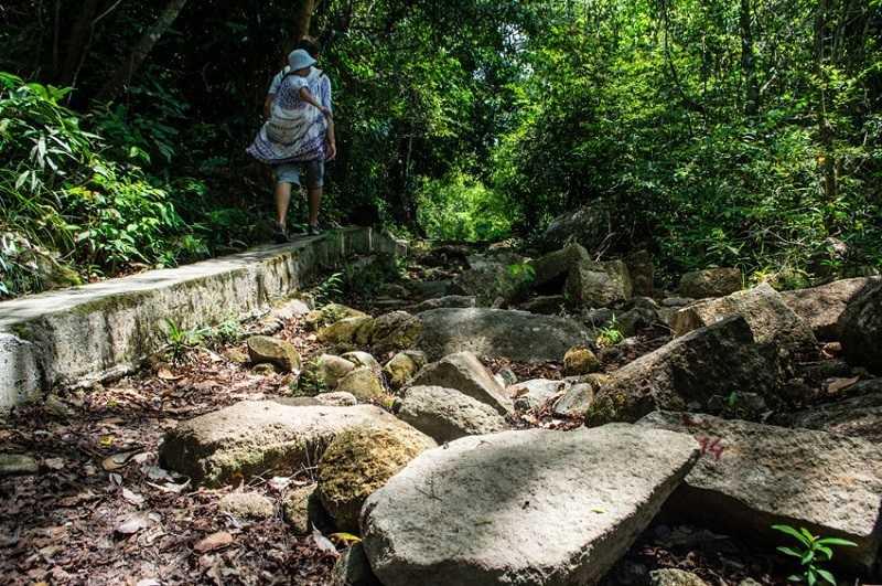 Нячанг водопады Бахо дорога