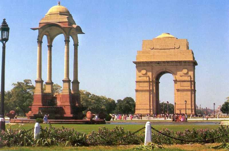 Нью-Дели Ворота Индии