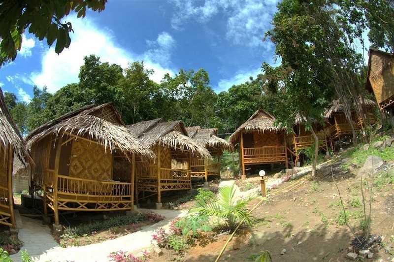 Остров Бамбу Тайланд бунгало