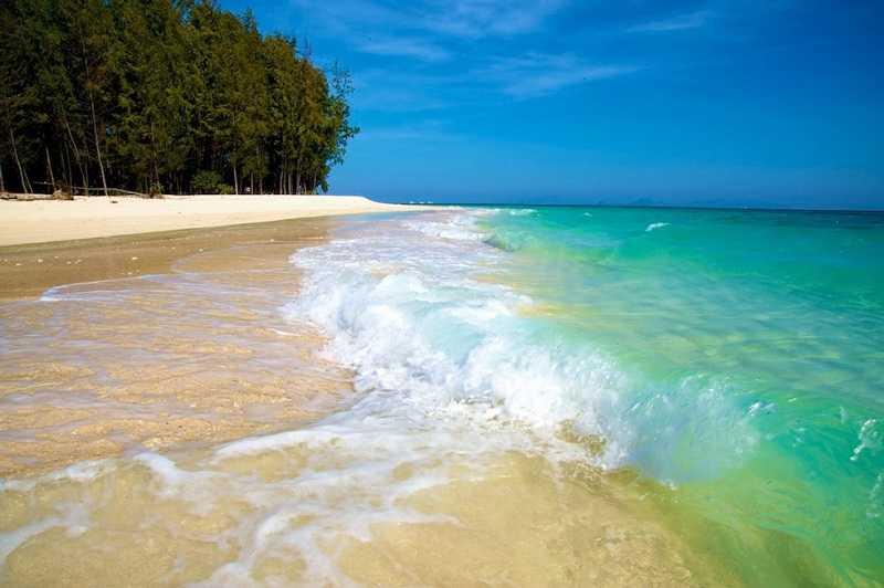 Остров Бамбу Тайланд дикое место