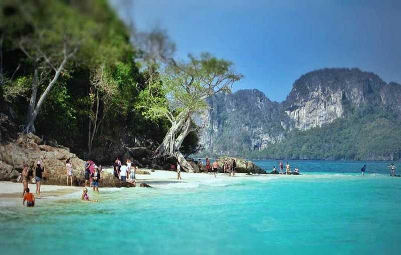 Остров Бамбу Тайланд отдых