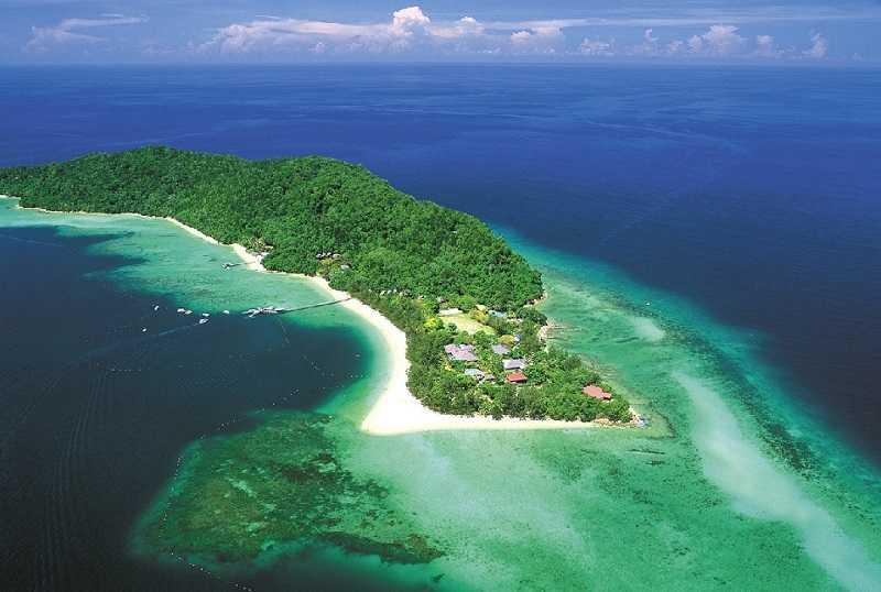 Остров Борнео (Калимантан)