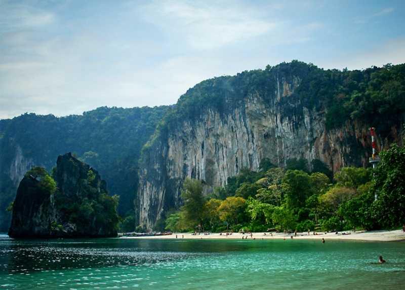 Остров Хонг Краби пляж Пелай1