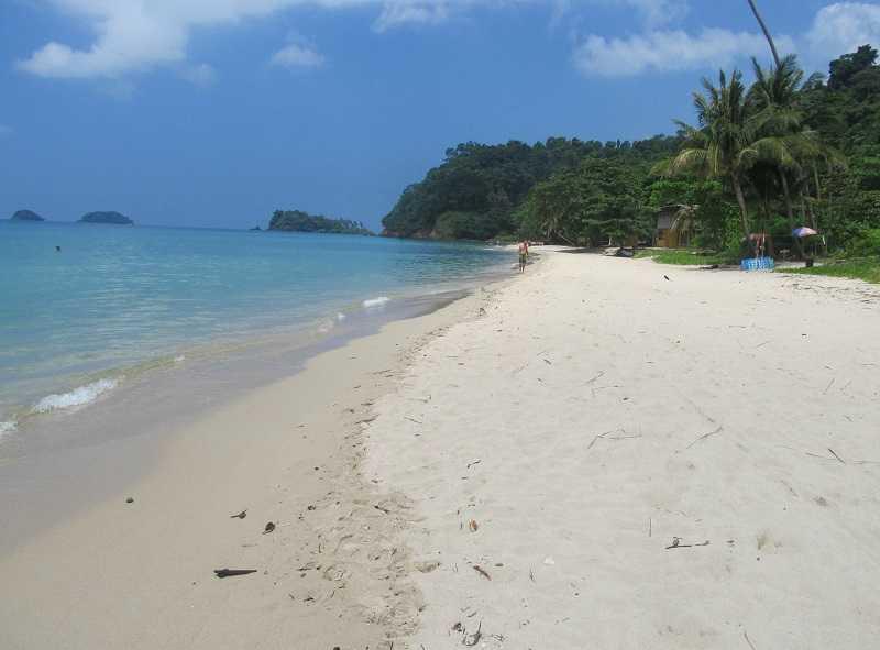 Остров Ко Чангп пляж Кай Бэй1