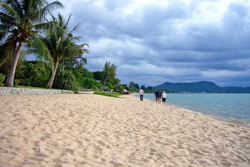 Остров Пхукет Пляж Банг Тао