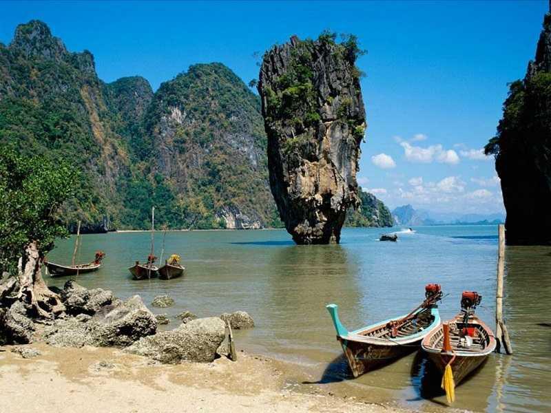 Остров Пхукет в Тайланде