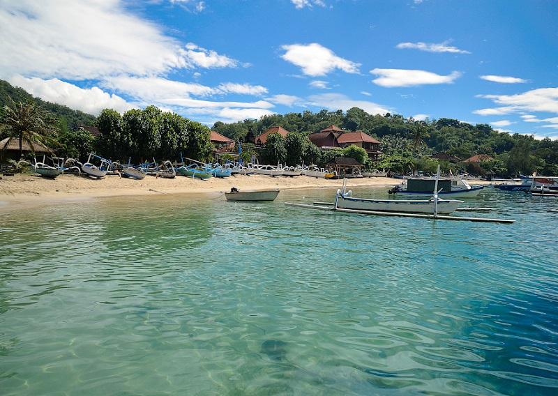Паданг Бай на Бали
