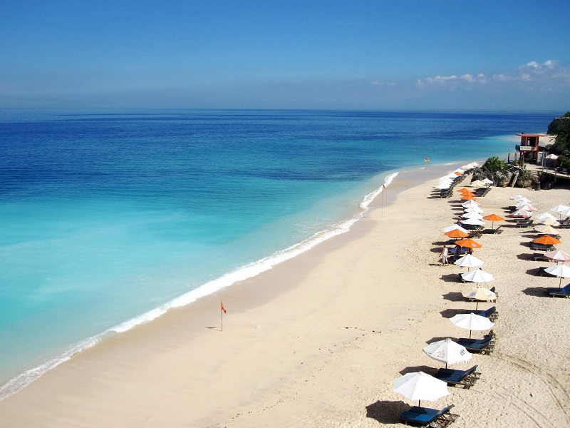 Паданг Бай пляж Bias Tugal beach