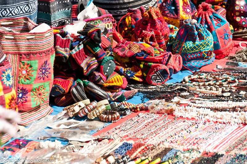 Панаджи Рынок