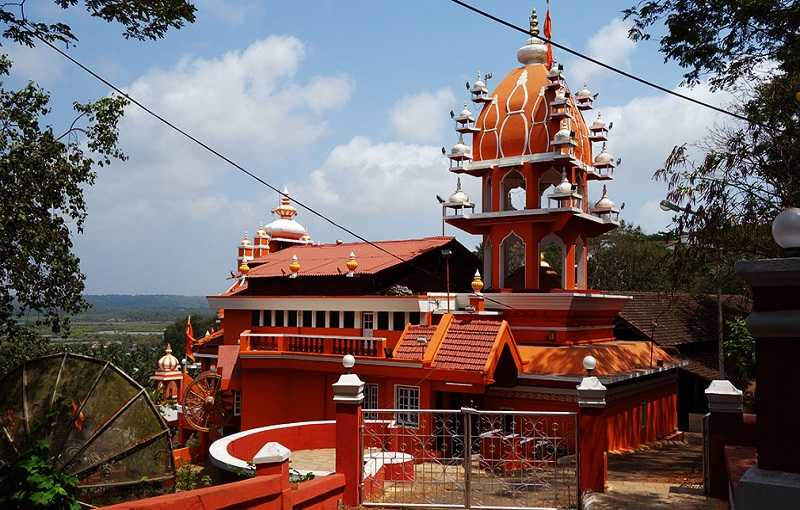 Панаджи индуистские храмы