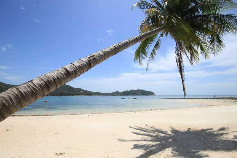 Панган пляж Чалоклам