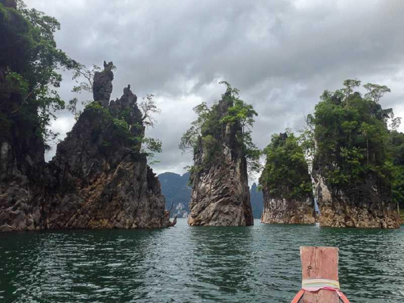Парк Као Сок(Khao Sok) и озеро Чео Лан