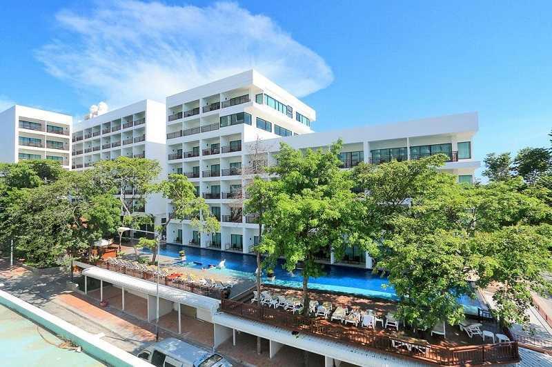 Паттайя Cosy Beach hotel