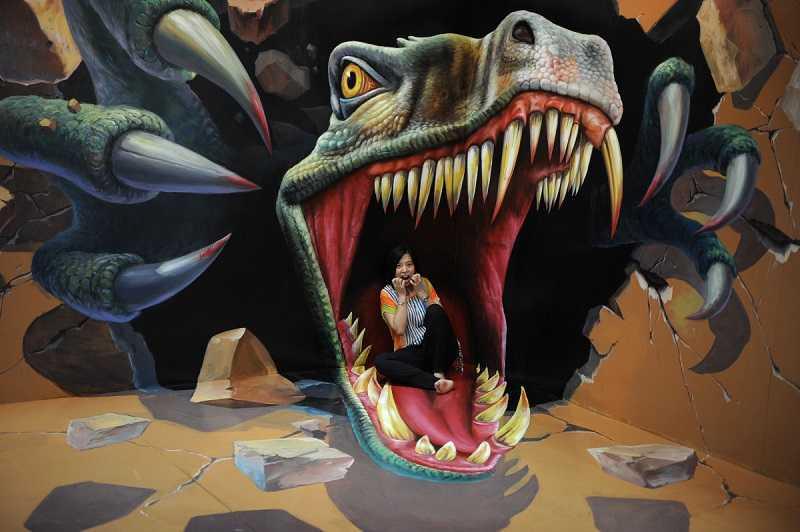 Паттайя Музей 3D-картин